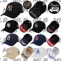 MLB KOREA CIRCLE CURVE CAP MH1556 追跡付