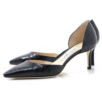 JIMMY CHOO パンプス esther60-ccl-navy