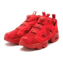 国内配送 Reebok INSTA PUMP FURY OG RED /WHITE /RED