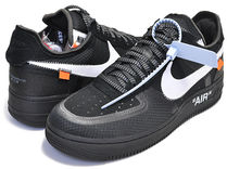 NIKE x OFF-WHITE THE 10 AIR FORCE  黒