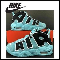 【人気カラー!!】Nike Air More Uptempo ★Light Aqua★ 24~25cm