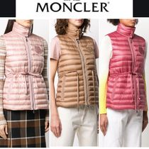 Moncler☆20SS新作drawstring waist quiltedダウンベスト 3色