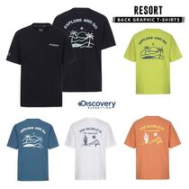 Discovery Expedition★リゾート バックグラフィック Tシャツ