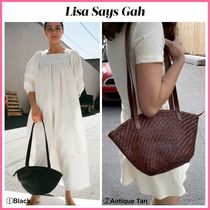 2020Cruise新作!! ☆ Lisa Says Gah ☆ Otton Woven Bag