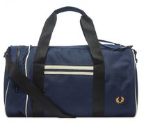 【FRED PERRY】 ボストン バレル バッグ   関税・送料込