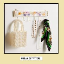 Urban Outfitters☆Pressed Floral Wall Multi-Hook☆N