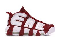 "Supreme Nike Air More Uptempo ""Suptempo"" Red SS 17"