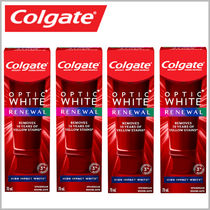 【Colgate】4本セット Optic White Renewal High Impact
