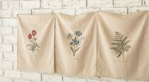 【DECO VIEW】Wildflower linen fabric poster (46*56cm)