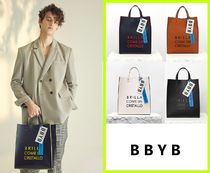 【BBYB】MARCE Unisex Tote Bag 5色