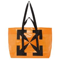 "完売必至♪OFF-WHITE♪""Arrow Tyvek"" tote bag♪トートバッグ♪"