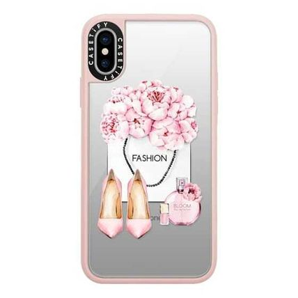 Casetify スマホケース・テックアクセサリー Casetify iphone Grip case♪Pink fashion kit♪(2)