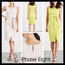 【Phase Eight】Mira Belted Dress シャーベットカラー 2色