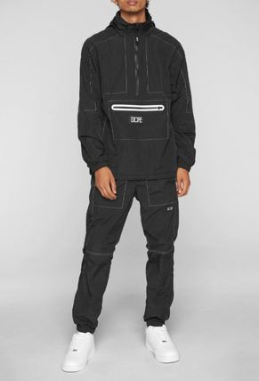 DOPE セットアップ 送料込*Dope Wind-Tek Vented Pulloverと Joggers 上下セット(5)