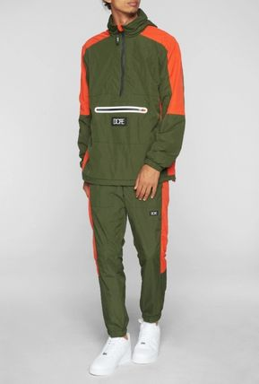 DOPE セットアップ 送料込*Dope Wind-Tek Vented Pulloverと Joggers 上下セット(12)
