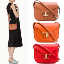 T341 LEATHER CROSSBODY BAG MICRO
