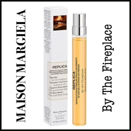 Maison Margiela 香水・フレグランス 【MAISON MARGIELA】 'REPLICA' By The Fireplace 10ml