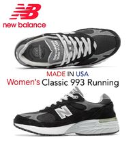 MADE IN USA*NEW BALANCE*Women's Classic993 Runningshoes B