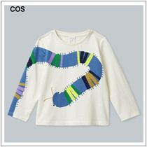 COS(コス) キッズ用トップス 【COS】BUG-PRINTED TOP