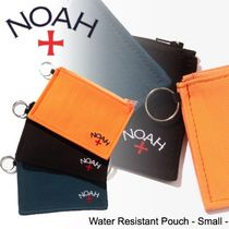 20SS◆NEW◆お早めに◆NOAH◆Water Resistant Pouch - Small -