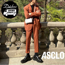 ASCLO Canto Mardi Over Suit Camel MG119 追跡付