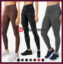 """【lululemon】Fast and Free Tight 28"""" Non-Reflective フル丈"""