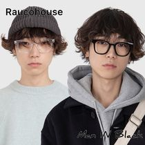[送料込] Raucohouse◆BOLD FRAME GLASSES_韓国発
