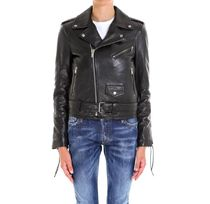【関税負担】 SAINT LAURENT LEATHER JACKET