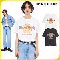 【OPEN THE DOOR】hard rock 1/2 T (2 color) /追跡可能