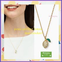 【kate spade】フレッシュレモン♪picnic perfect lemon pendant