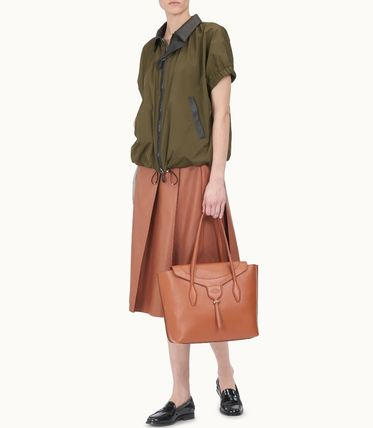TOD'S トートバッグ T354 TOD'S NEW JOY SHOPPING BAG MEDIUM(5)