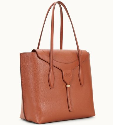 TOD'S トートバッグ T354 TOD'S NEW JOY SHOPPING BAG MEDIUM(6)