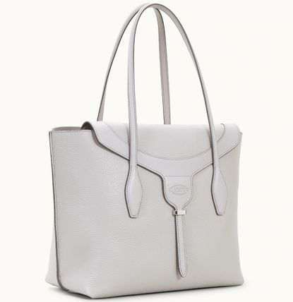 TOD'S トートバッグ T354 TOD'S NEW JOY SHOPPING BAG MEDIUM(10)