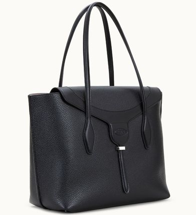 TOD'S トートバッグ T354 TOD'S NEW JOY SHOPPING BAG MEDIUM(13)