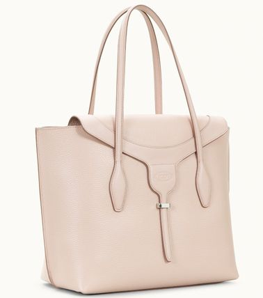 TOD'S トートバッグ T354 TOD'S NEW JOY SHOPPING BAG MEDIUM(17)