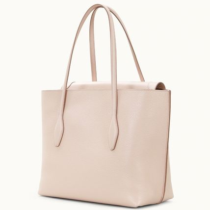TOD'S トートバッグ T354 TOD'S NEW JOY SHOPPING BAG MEDIUM(18)