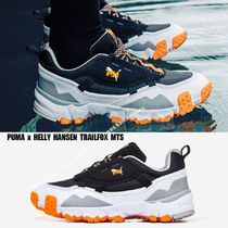 PUMA(プーマ) スニーカー PUMA x HELLY HANSEN TRAILFOX MTS★コラボ
