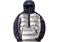 Kith x Tommy Hilfiger Expedition Puffer Pullover Silver 2018