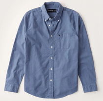 Abercrombie&Fitch Oxford Button-Up Shirt オックスフォード