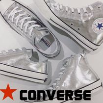 【CONVERSE★ALL STAR】オールスター 100 シャイニーメタリック