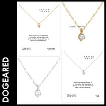 Dogeared(ドギャード) ネックレス・ペンダント ★追跡&関税込【Dogeared】Petite pearlネックレス