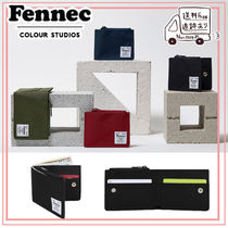 【Fennec】C&S FOLD WALLET 4色