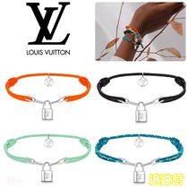 【Louis Vuitton】SILVER LOCKIT X VIRGIL ABLOH BRACELET