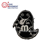 A LOVE MOVEMENT Mottainai Ghost Patch おばけ パッチ