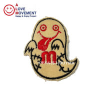 A LOVE MOVEMENT Mottainai Ghost Patch おばけ パッチ 2