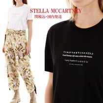 【Stella McCartney】LUCKY NUMBERS Tシャツ☆国内発送/関税込