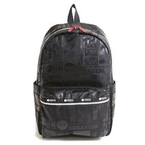 LeSportsac(レスポートサック) バックパック・リュック LeSportsac バックパック 3426 G703 IT'S THE REAL THING NOIR