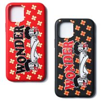 ★WONDERVISITOR★日本未入荷 2020 Signature Iphone Soft case