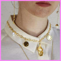 【SALUT DE MIEL】Mel layer necklace K06〜ネックレス