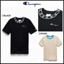 2020Cruise!! ☆Champion☆ Champion Jacquard Repeat T-Shirt